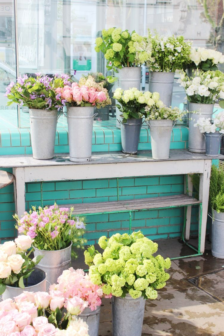 Notting Hill Charm Wild At Heart Flower Shop Sundays And