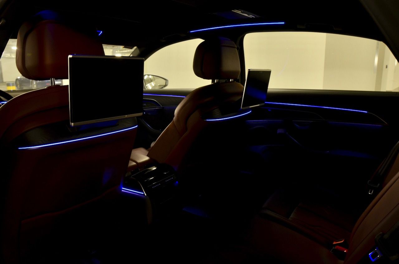 audi a8 ambient lighting ambient