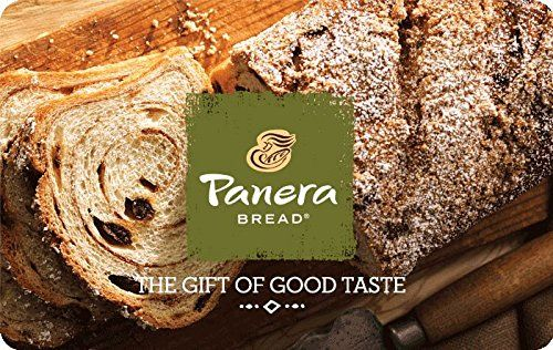 Chance to Win a $100 Panera Bread Gift Card!