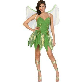 Halloween costumes  sc 1 st  Pinterest & Tinkerbell Costumes for Children and Adults | NetLeeks | NetLeeks ...