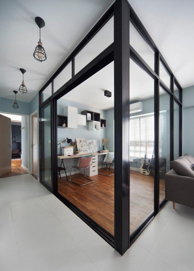 16 Inspirational Scandinavian Work Room Designs That Will Motivate You