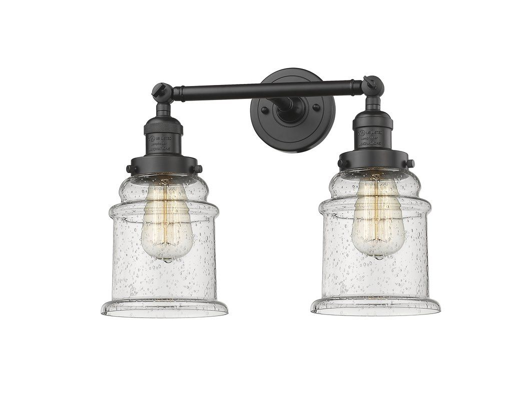 Photo of Greeley 2-Light Dimmable Vanity Light
