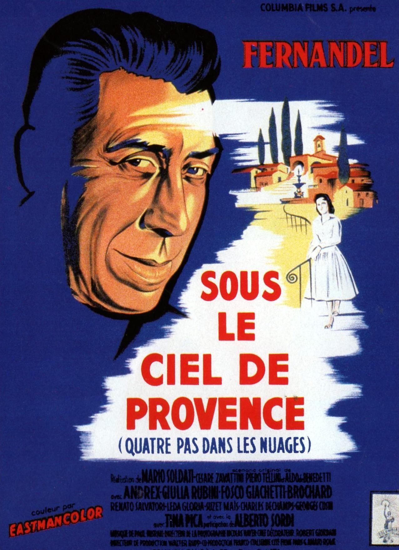Sous le ciel de Provence (Era di venerdì 17, 1956)