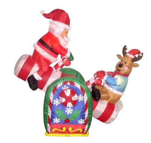 Animated Outdoor Christmas Decorations WebNuggetz Christmas - christmas blow up decorations