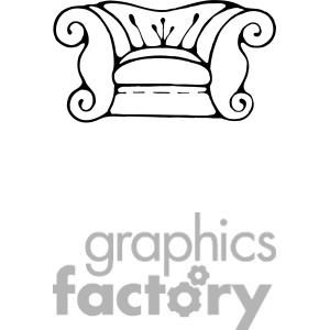 Furniture Clip Art Photos Vector Clipart Royalty Free Images ...