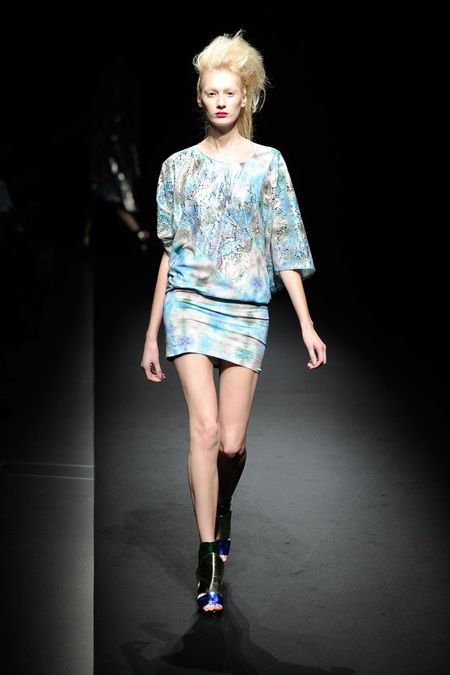 Look 19 Shiroma Spring 2013 rtw