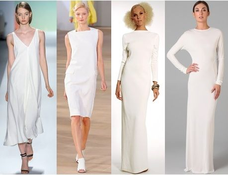 The Shirt Wedding Dress Preen Tibi St John And Calvin Klein