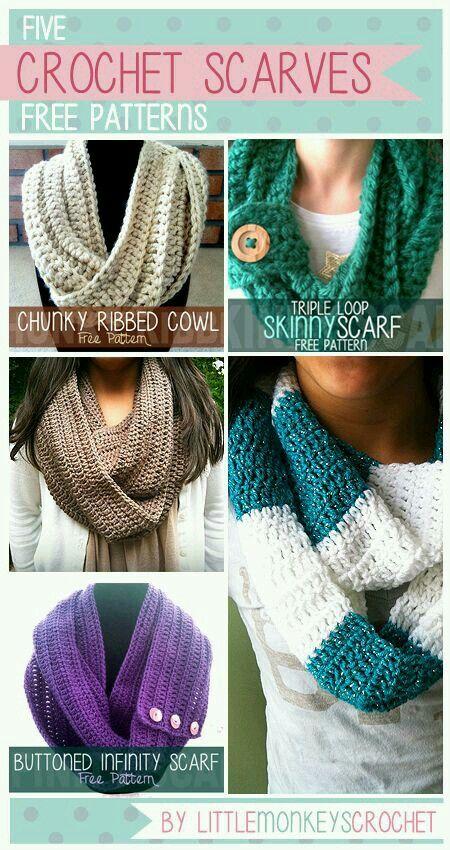 Pin de Romina Vasquez en Crochet   Pinterest