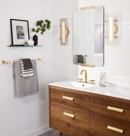 56 new ideas for bathroom luxury vanity half baths   mid