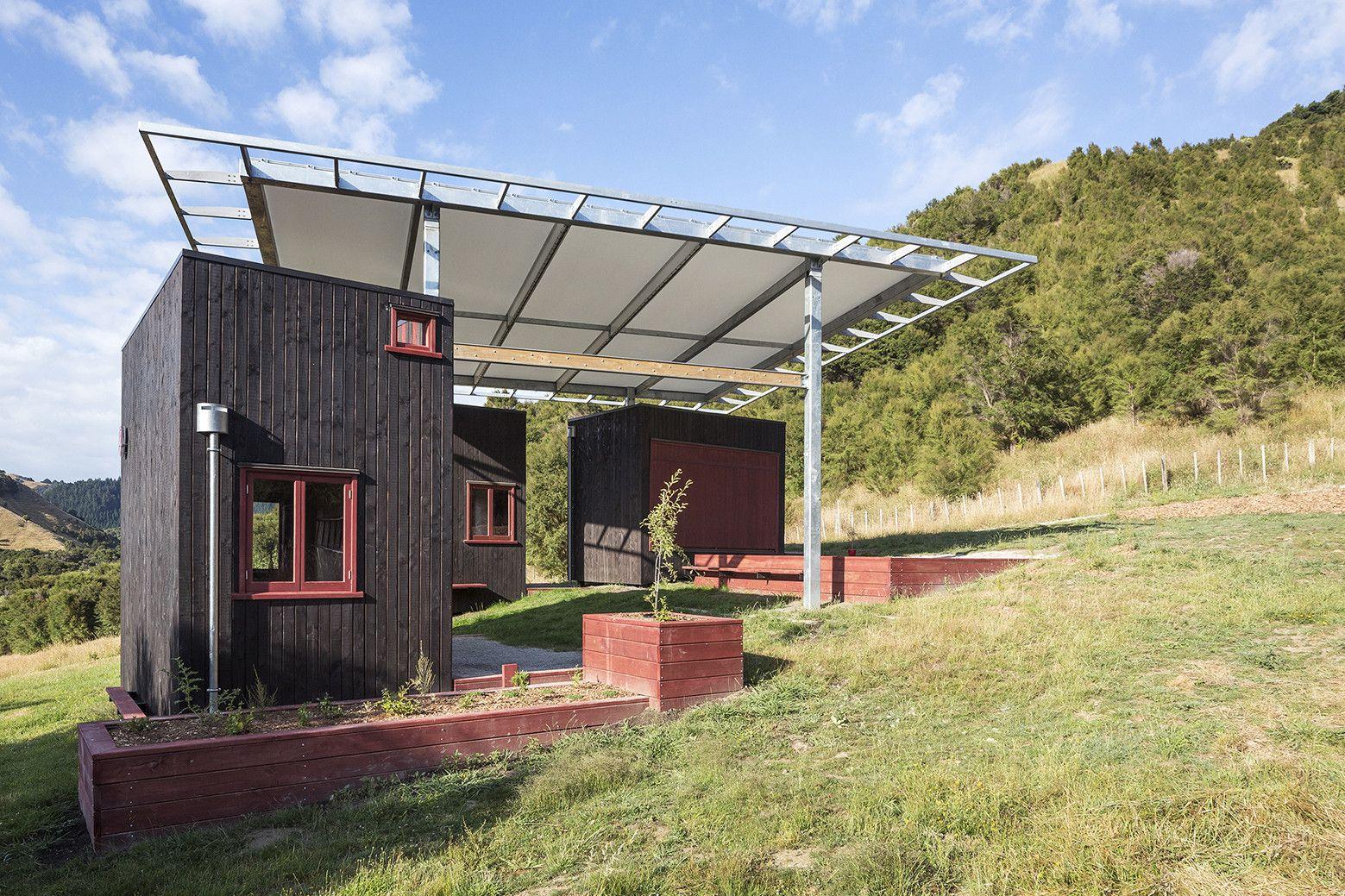 Galería - Refugio de Bienvenida en Longbush Ecosanctuary / Sarosh Mulla Design - 14