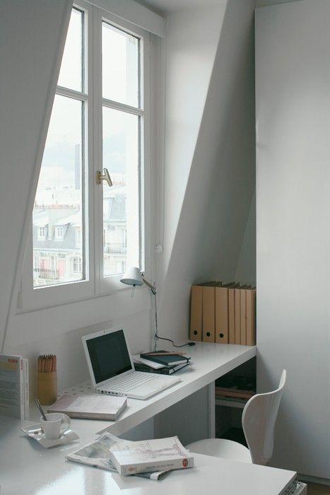 pingl par isabelle delecole sur student room pinterest bureau studio tudiant et. Black Bedroom Furniture Sets. Home Design Ideas