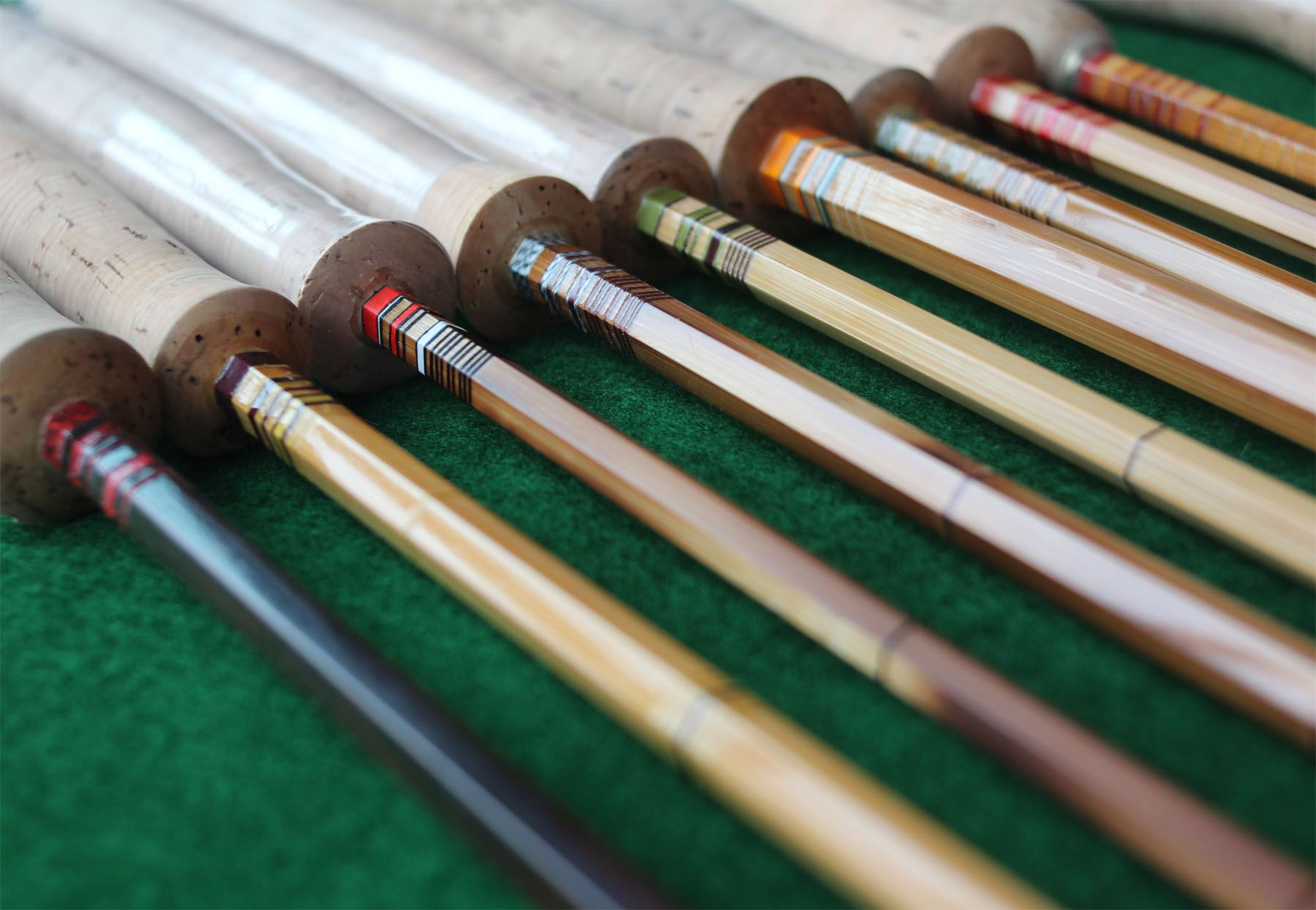 Bamboo fishing rod for Best fly fishing rods