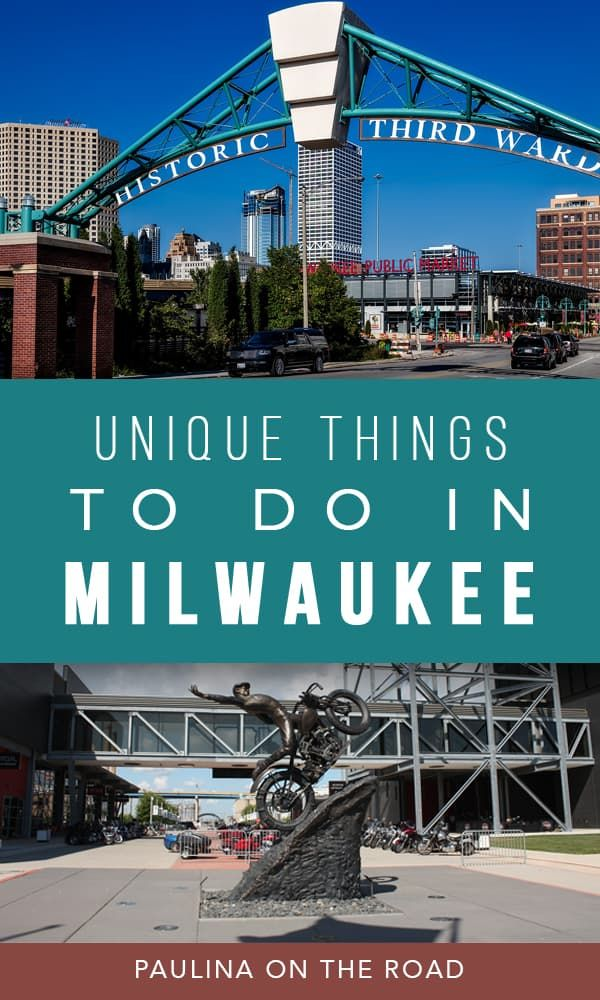 Unique Things To Do In Milwaukee