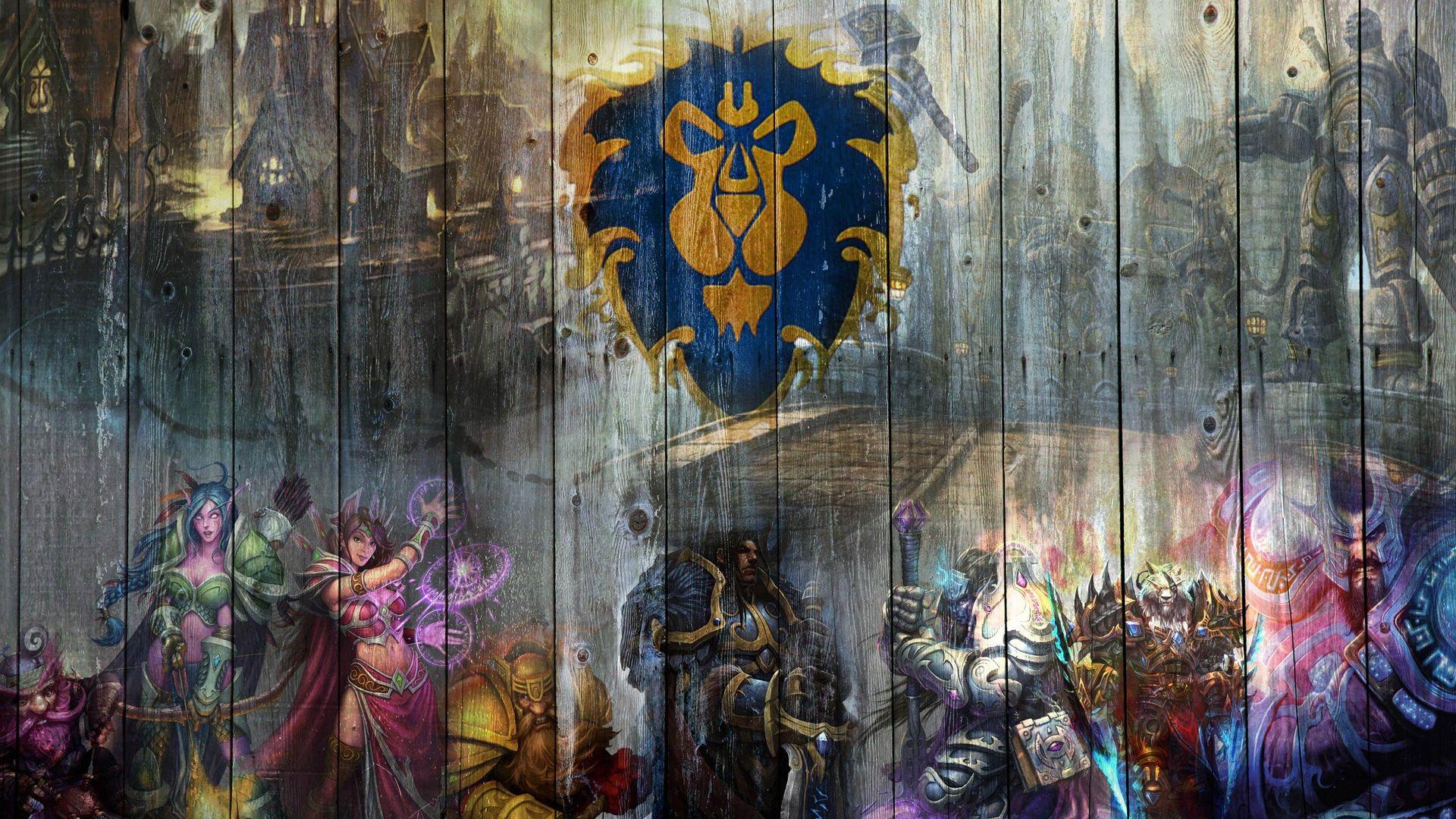 Download 1920x1080 Hd Wallpaper World Of Warcraft Hero Background Dwarf Knight Archer Desktop Backgro World Of Warcraft Wallpaper Warcraft Heroes Warcraft Art