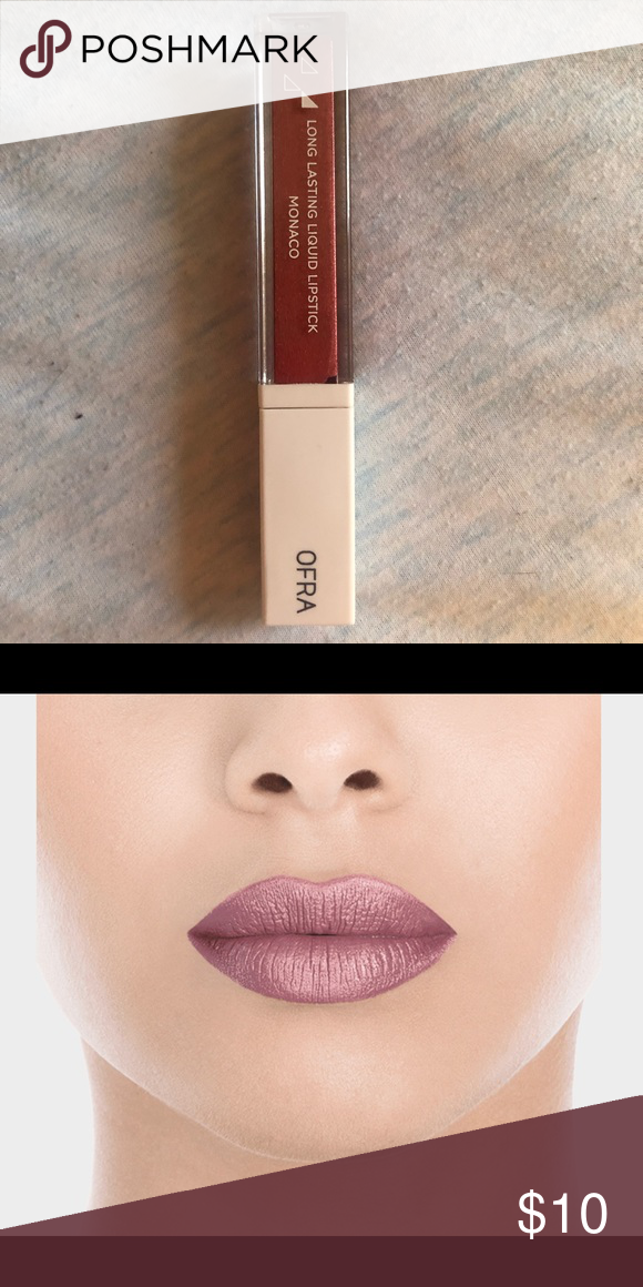 Photo of Ofra Long Lasting Liquid Lipstick in Monaco Ofra Long Lasting Liquid Lipstick is…