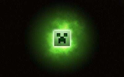 Creeper Minecraft Hd Wallpaper Minecraft Wallpaper Backgroun