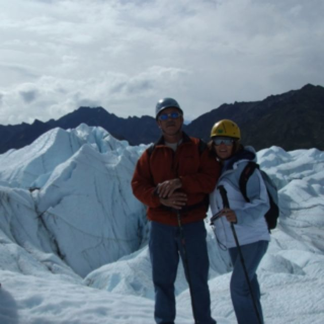 Glacier Trekkers!