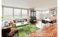 Luxurious 3 Bedroom/3 Bathroom home with breathtaking views of the Hudson River, Statue of Liberty & Ellis Island from every single room ($2000000, 30 West Street, 22A , Elliman)