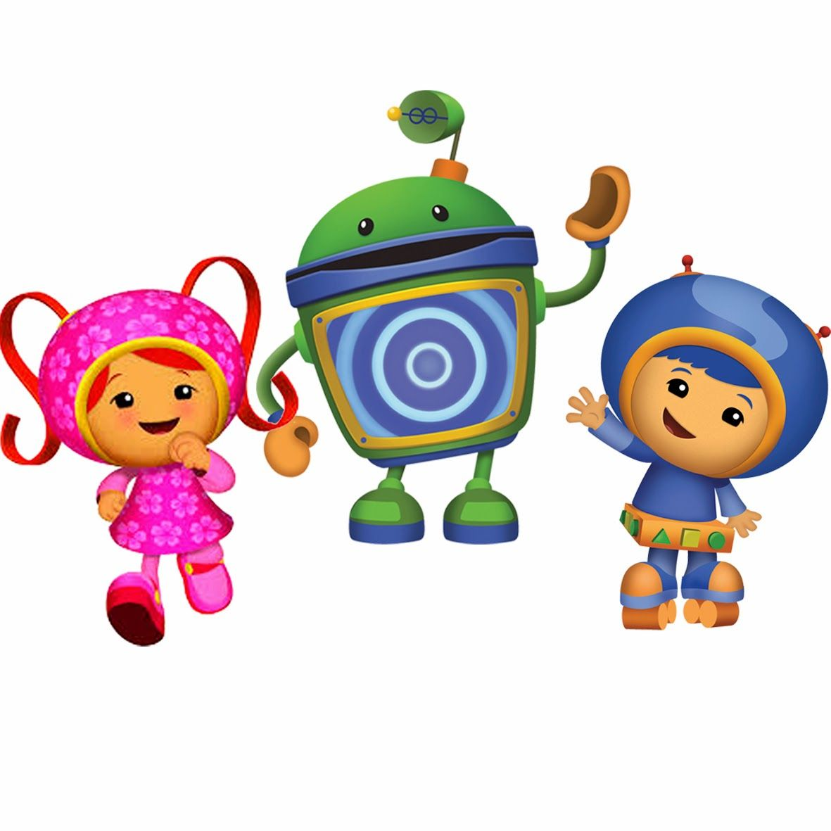 Umizoomi: Free Party Printables, Images and Invitations. | Umi Party ...