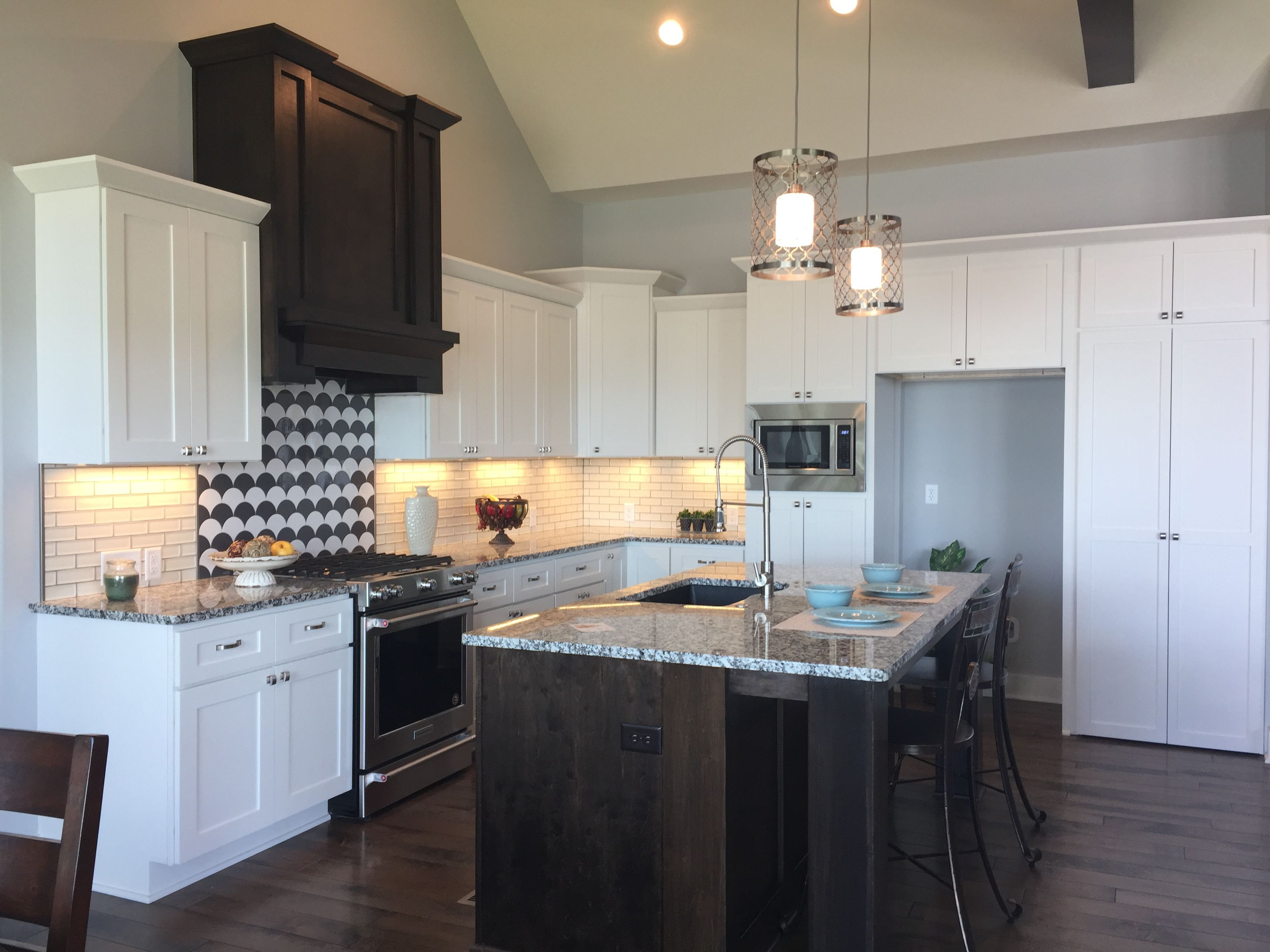 Paint White Kitchen Cabinetry. Learn More: Builder ...