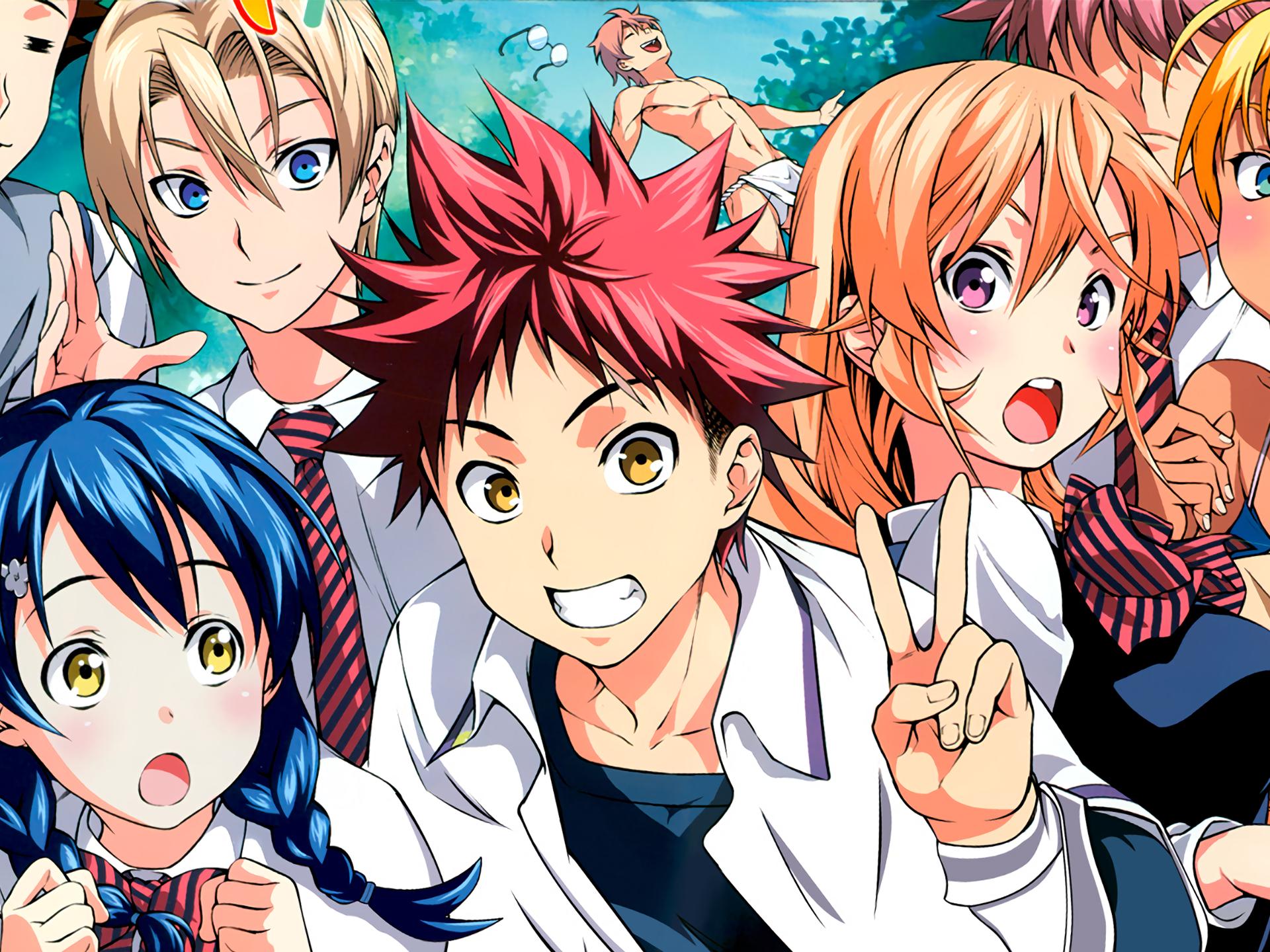 shokugekinosouma Immagini, Giappone e Anime