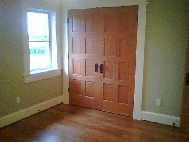 1000+ images about closet doors on Pinterest | Hidden laundry, Barn doors  and Wooden doors