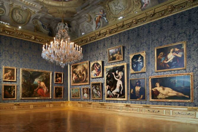 Top 20 Things To Do In Vienna The Interior Of The Belvedere Museum Rembrandt Art Exhibition Museum