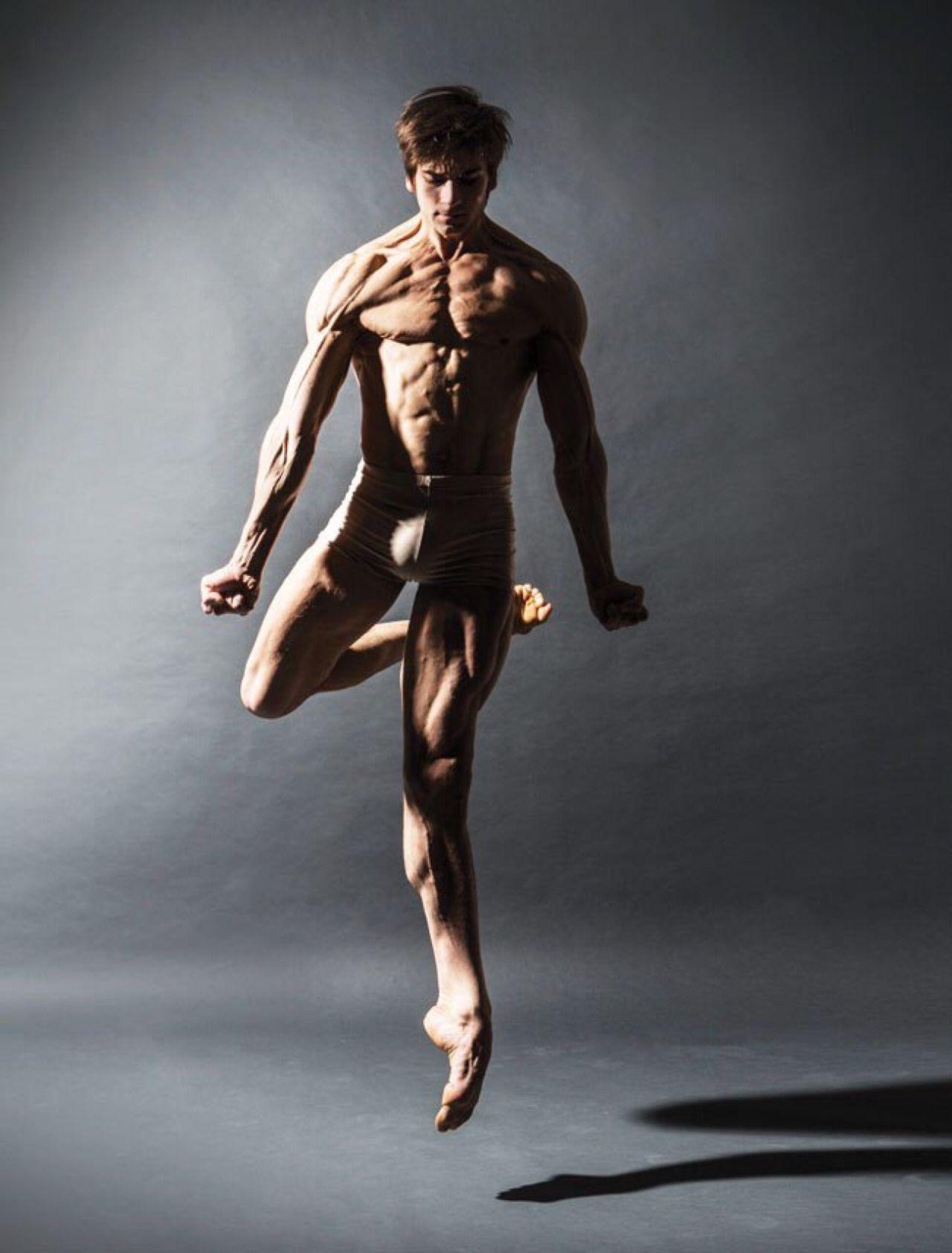 Spassioneperladanza: Friedemann Vogel..wow, his muscle definition is ...