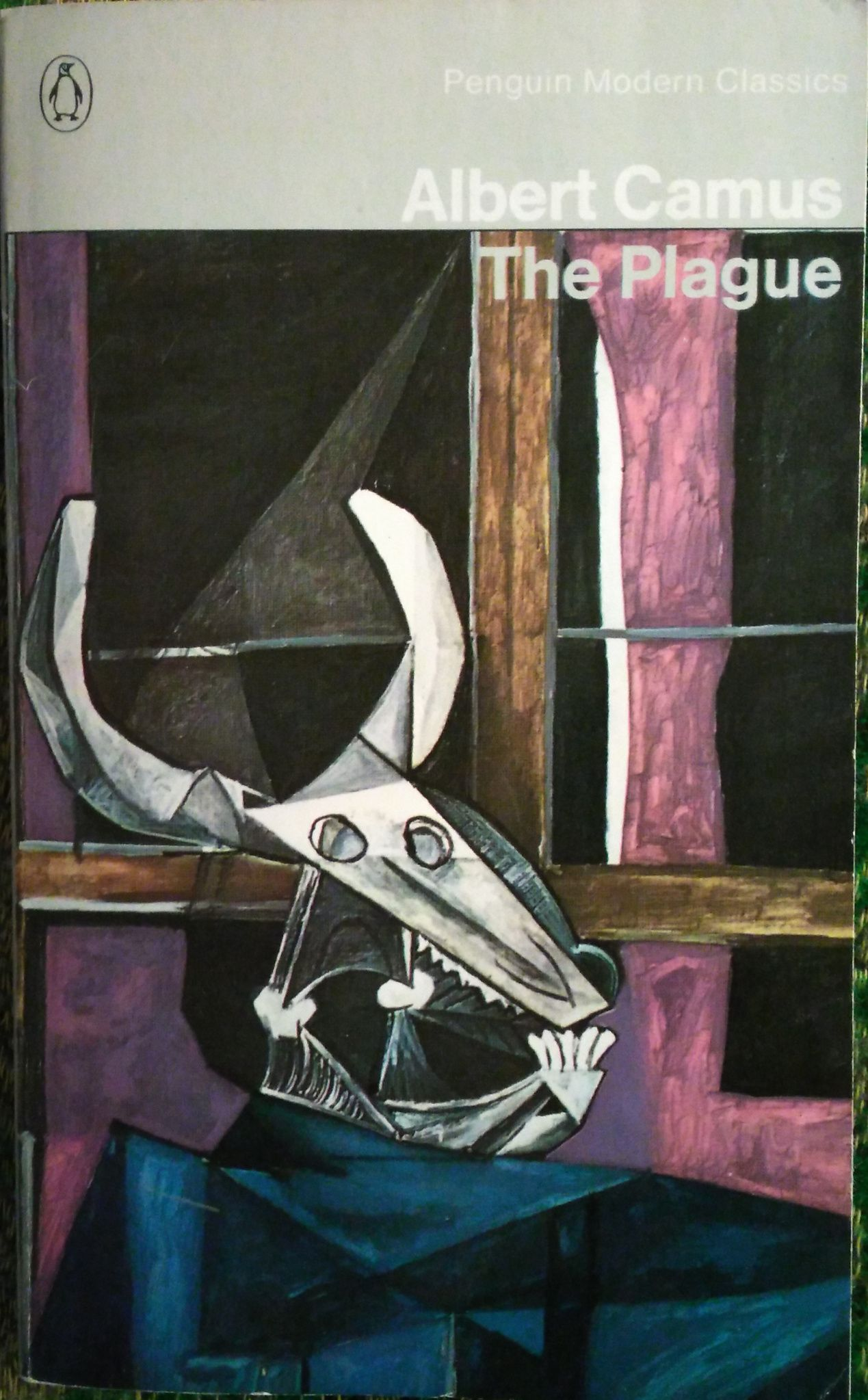 Albert Camus \'La Peste\' (The Plague). Penguin books edition, 1970 ...
