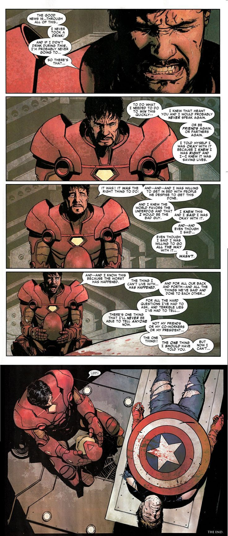 marvel comics you have to read
