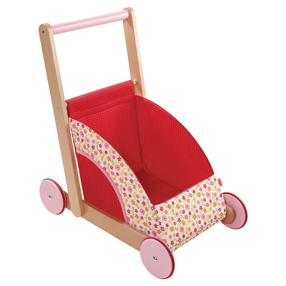 HABA Summer Meadow Doll Pram Dolls prams, Dolls, Wooden