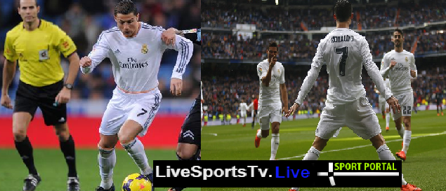 real madrid vs malaga free live streaming