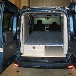 c tech campingvan minicamper dacia dokker camper. Black Bedroom Furniture Sets. Home Design Ideas