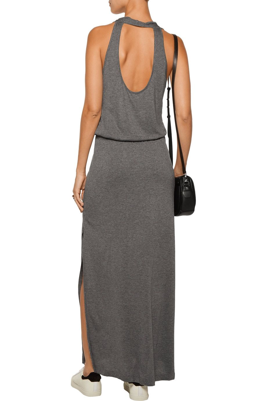 Shop onsale alc rita cutout stretchjersey maxi dress browse