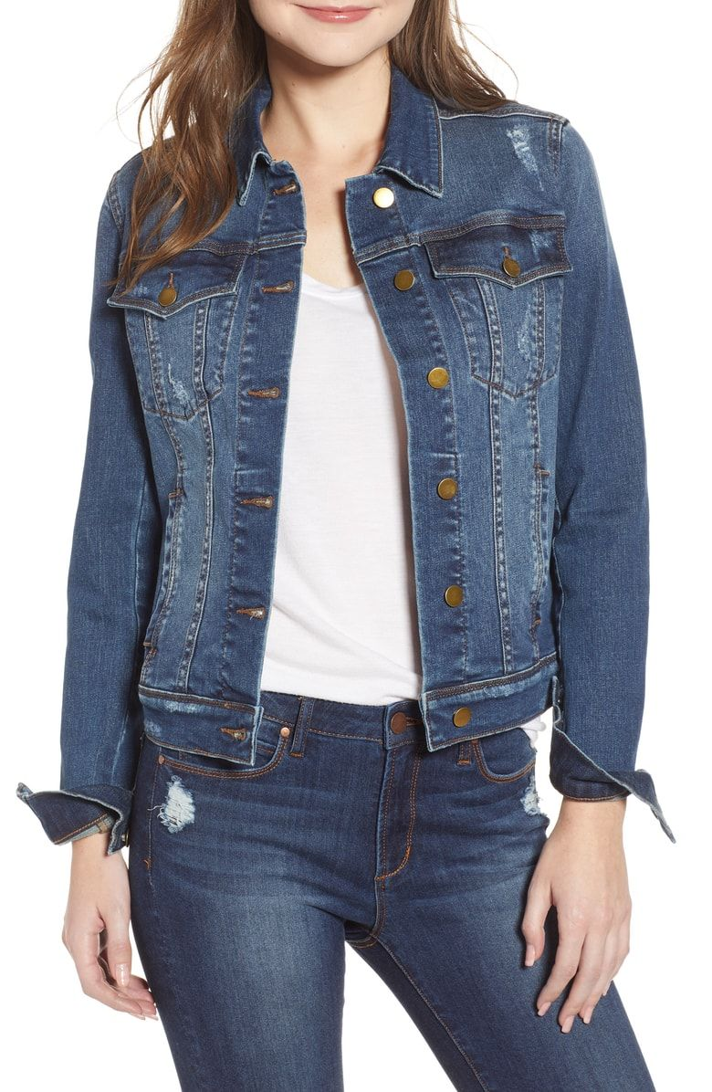 Free Shipping And Returns On Bp Denim Jacket Regular Plus Size