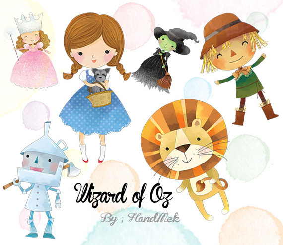 16+ Wizard of oz clipart free download info