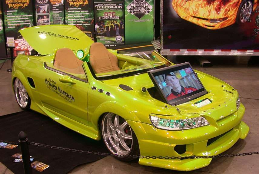 Bad And Worst Ricer Car Mod Body Kit Fails Cars Customized Car
