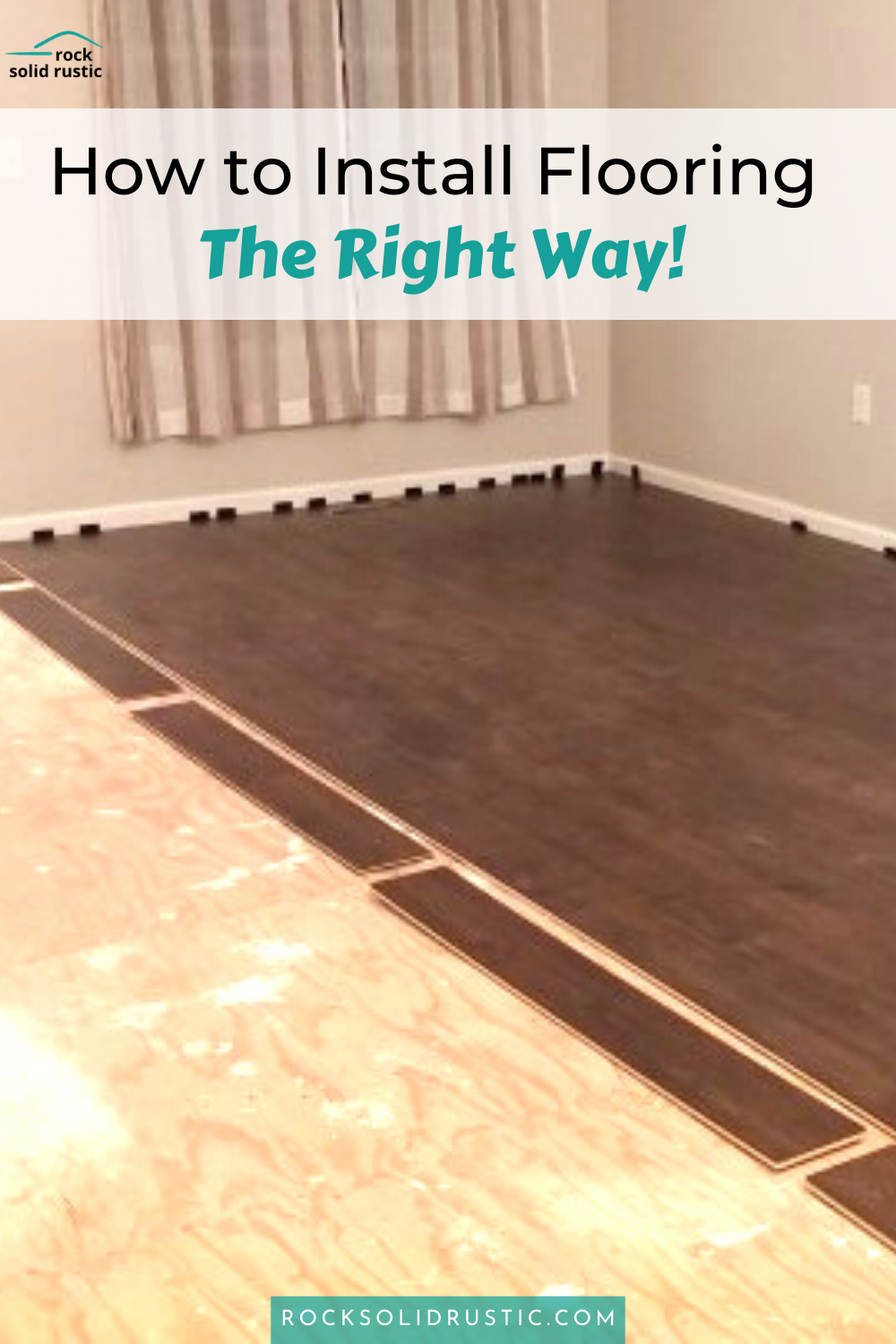 How To Install Flooring The Right Way In 2020 Pergo Flooring Floor Installation Flooring