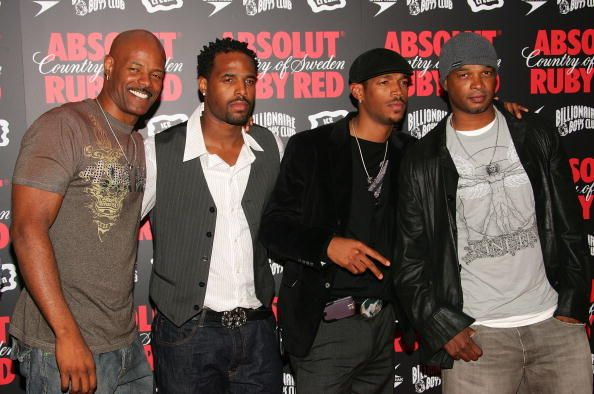 the wayans brothers hands down the best looking brothers ever 3