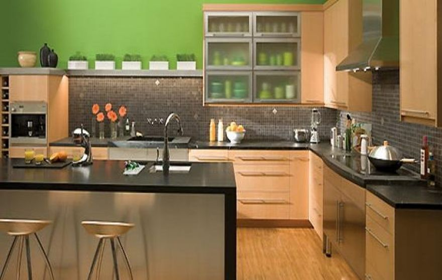 Get Classy Kitchen View with Menards Kitchen Cabinets ...