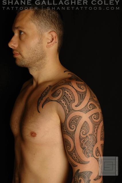 6281267bf SHANE TATTOOS: Maori Sleeve Chest Ta Moko/Tattoo | Tattoo - Maori ...
