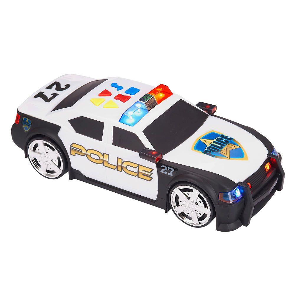 Fast Lane Action Wheels Police Car Toys Toy Car Car