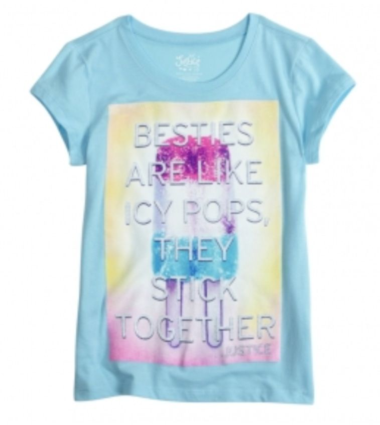 Love This T Shirt From Justice Girls Clothing Online Justice Shirts Girl Outfits