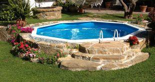 Guida alle piscine in acciaio fuori terra: struttura ...