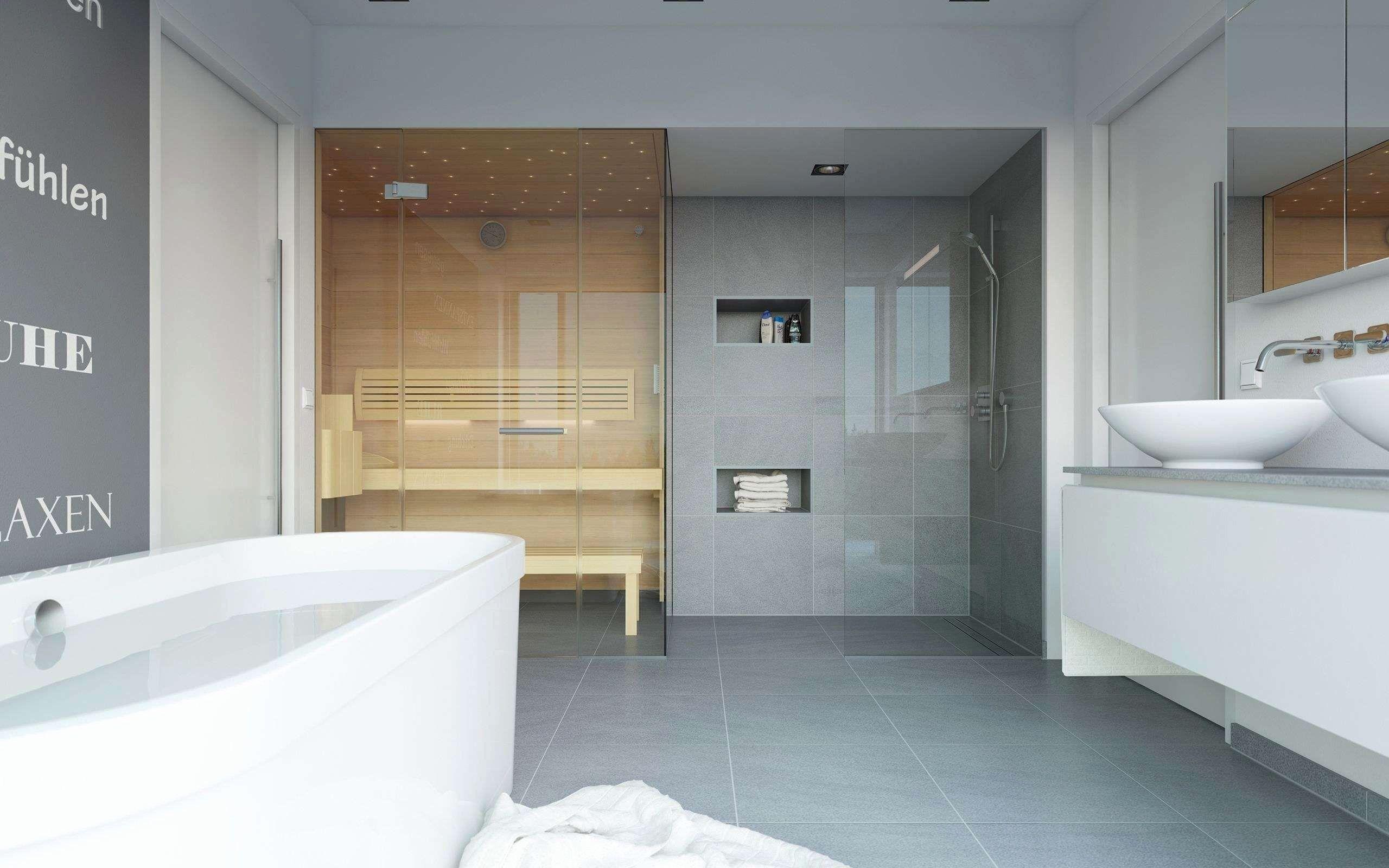 13 Badezimmer Inspiration Luxus Bad In Holzoptik Elegant Pvc Badezimmer Eintagamsee Sauna Bathroom Design Modern Bathroom Modern Bathroom Design