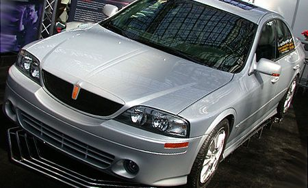 Mclaren Performance Lincoln Ls Lincoln Ls Pinterest Lincoln Ls