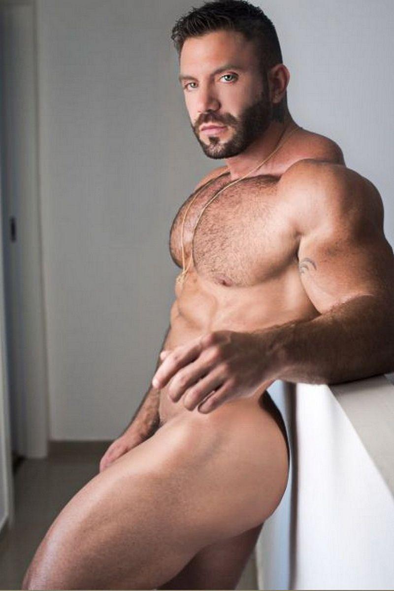 Handsome men naked in public cumshots