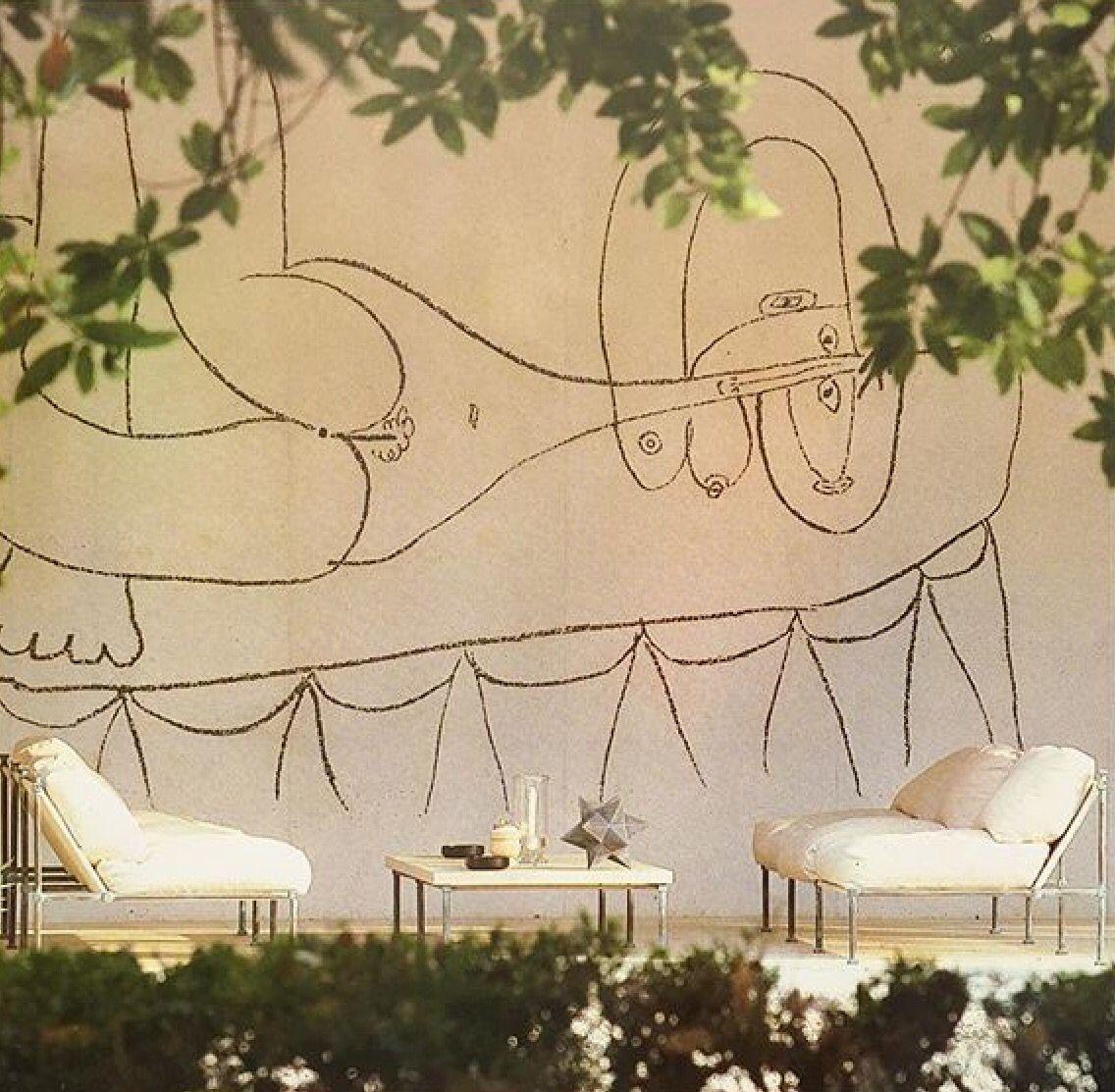 Picasso - France, 1962 | exteriors | Pinterest | Picasso, Fresco and ...