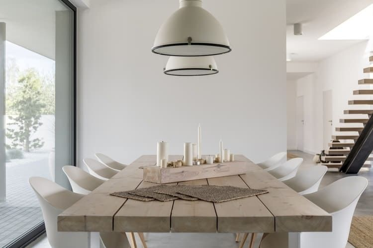 modern Dining Room Tables Dining Rooms in 2018 Pinterest Table