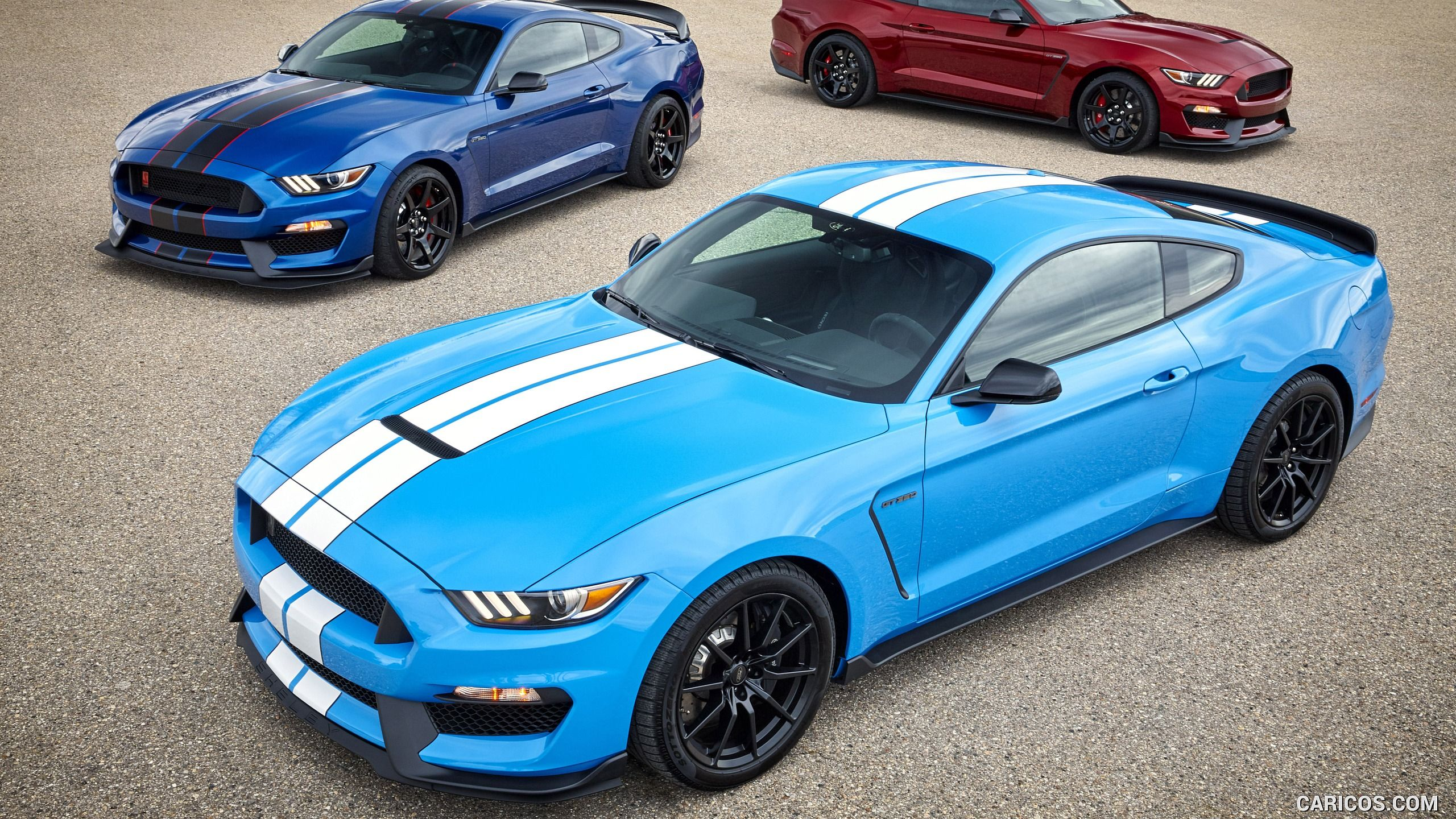 2017 Ford Mustang Shelby Gt350 And Gt350r Wallpaper With Images